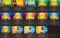 Особенности игры в Casino Sol