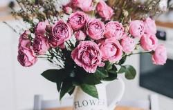 Стильный букет цветов для вашего интерьера