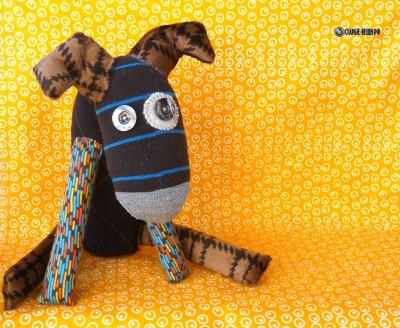 Мягкие игрушки из носков