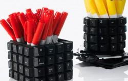 Органайзер из клавиатур ПК