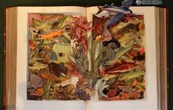 Книги с 3D эффектом