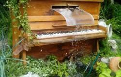 Идеи по использованию отслужившего пианино