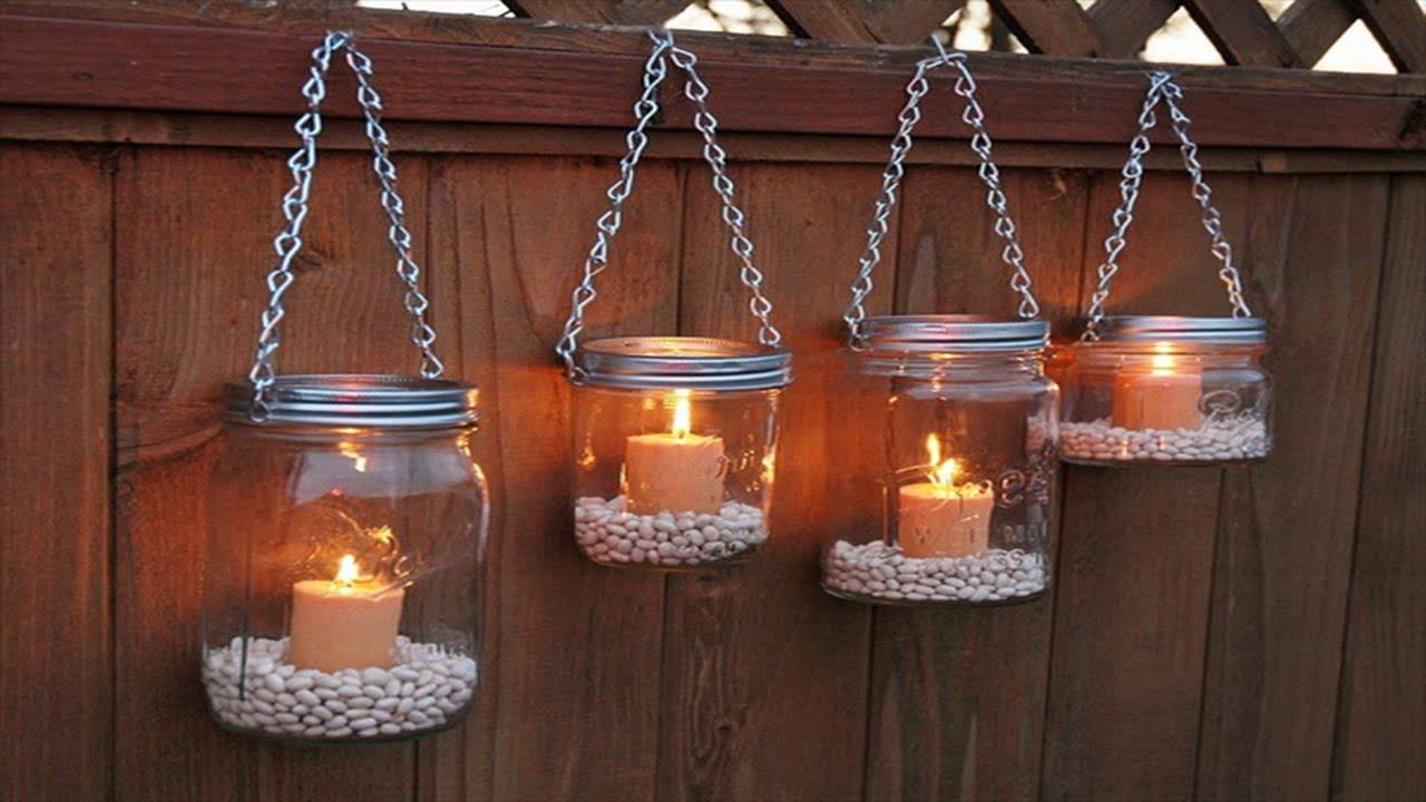 Декорирование ночной лампы