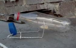 Простая мышеловка из пластиковой бутылки