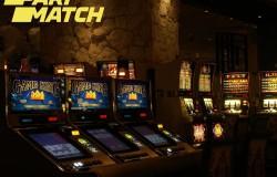 Париматч онлайн казино и автомат Lumber Cats
