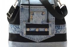 Рюкзаки из старых джинсов своими руками