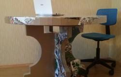 МК стол из картона своими руками