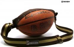 Сумки из баскетбольных мячей