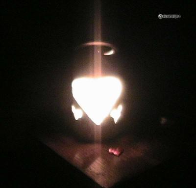Светильник из банки