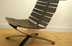 Мебель из винных бочек от Uhuru Design