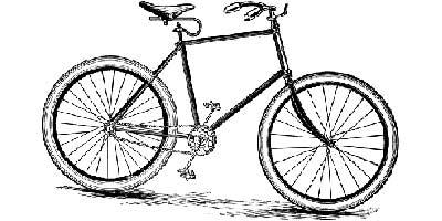 Велосипед. Что можно сделать из старого велосипеда